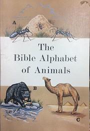 The Bible Alphabet of Animals – tekijä:…