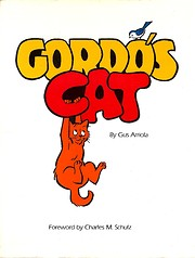 Gordo's cat por Gus Arriola