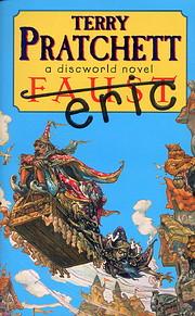 Eric [Paperback] by Terry Pratchett; Adam…