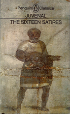 The Satires of Juvenal by Juvenal