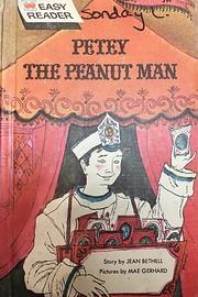 Petey, the Peanut Man (Wonder Books Easy…