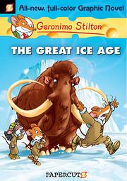 Geronimo Stilton #5: The Great Ice Age de…