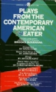 Plays from the Contemporary American Theater…