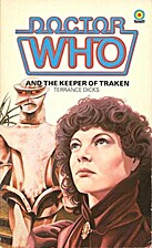 Doctor Who and the keeper of Traken by…