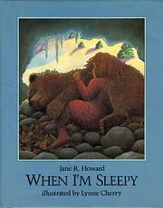 When I'm Sleepy de Jane R. Howard