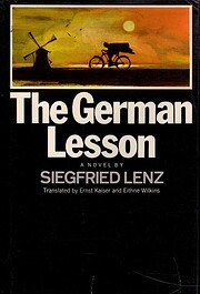 The German Lesson by Siegfried Lenz