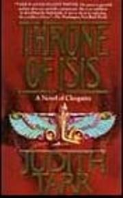 Throne of Isis av Judith Tarr