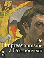 De l'impressionnisme a l'art…