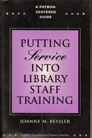 Putting Service Into Library Staff Training…
