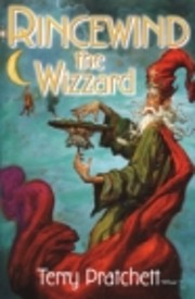 Rincewind the Wizzard de Terry Pratchett
