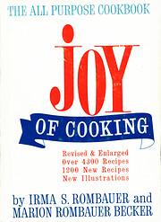 Joy of cooking af Irma von Starkloff…