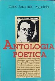 Antología poética av Darío Jaramillo…