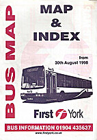First York Bus Map - Map & Index by First…