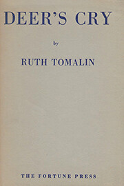 Deer's cry de Ruth Tomalin