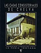 Las casas consistoriales de Chelva by…
