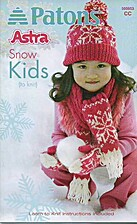 Snow Kids (to knit) by Patons