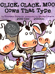 Click, Clack, Moo Cows That Type av Doreen…