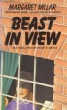 Beast in View by Margaret Millar