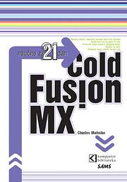 ColdFusion naučite za 21 dan de Mohnike…
