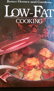 Better Homes and Gardens Low-Fat Cooking by…