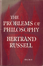 The Problems of Philosophy by Bertrand…