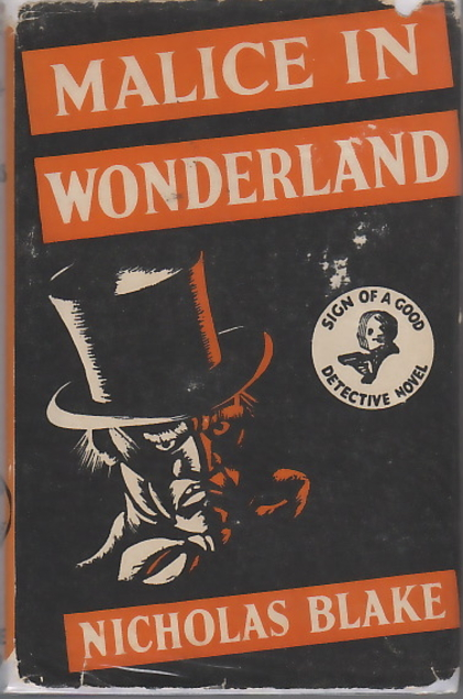Malice in Wonderland cover