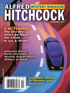 Alfred Hitchcock Mystery Magazine, December…