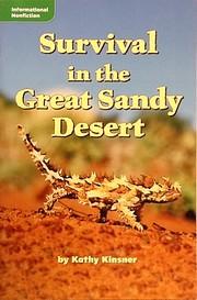 Survival in the Great Sandy Desert av Kathy…