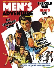 MEN'S ADVENTURE QUARTERLY: Vol. 1 No. 2 –…