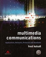 Multimedia Communications: Applications,…