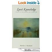Love's Knowledge: Essays on Philosophy…