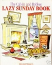 Calvin and Hobbes' Lazy Sunday Book: A…