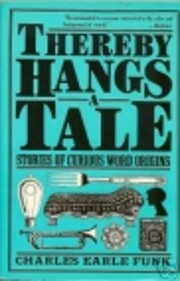 Thereby hangs a tale : stories of curious…