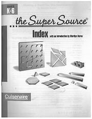 The super source index : grades K-6 por…