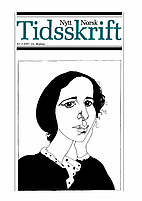 Nytt Norsk Tidsskrift Nr. 3 2007 by Rune…