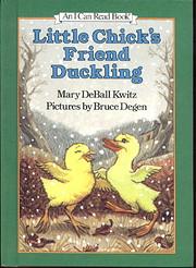 Little Chick's Friend Duckling (An I…