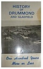 History of Drummond and Gladfield : one…