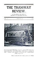 The Tramway Review, vol. 5, n°34 by James…