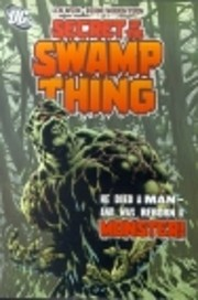 The Secret of the Swamp Thing af Len Wein