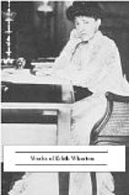 Works Of Edith Wharton by Edith Wharton