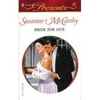 Bride for Sale by Susanne McCarthy