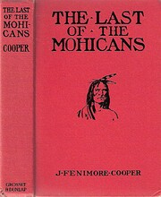 THe Last of The Mohicans – tekijä: James…