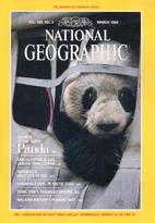 National Geographic Magazine 1986 v169 #3…