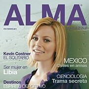 Alma Magazine - Febrero, 2014 - Elizabeth…