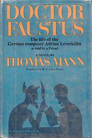 Doctor Faustus av Thomas Mann