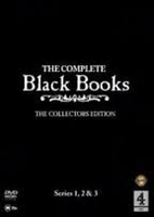 Black Books: The Complete Series by Dylan…