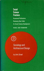 Sociology and Architectural Design –…