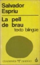 La pell de brau by Salvador Espriu