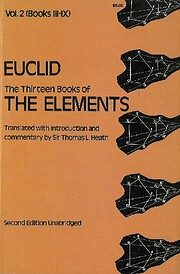 The Thirteen Books of the Elements, Vol. 2:…