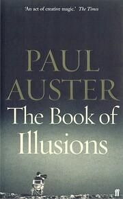 The Book of Illusions av Paul Auster